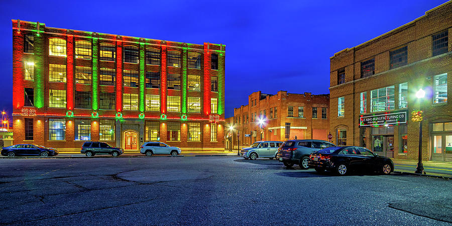 EW King Building and LC King Manufacturing by Greg Booher