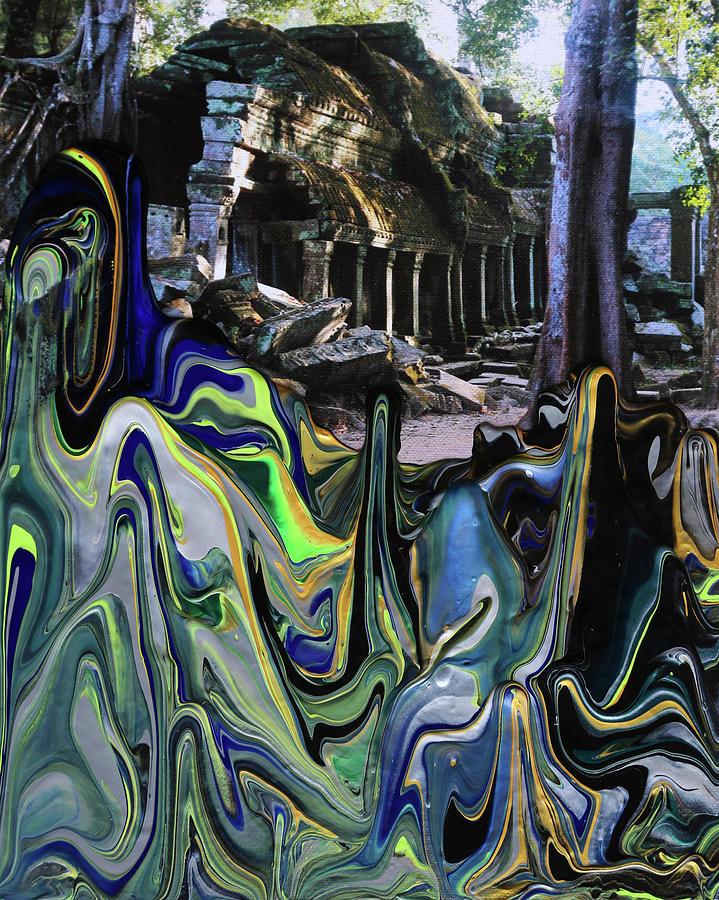 Exploring the next corner by Antonio Wehrli