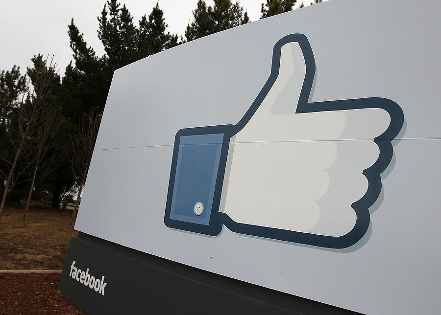 Facebook Expected To File For IPO Photograph by Justin Sullivan