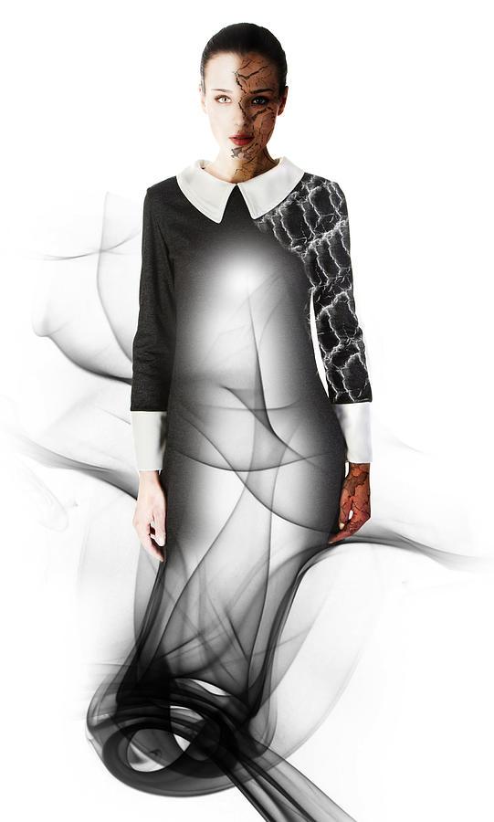 Fad And Fashion Victim Digital Art