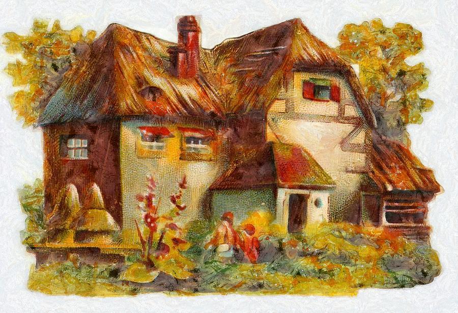 Fairy Home by Mario Carini