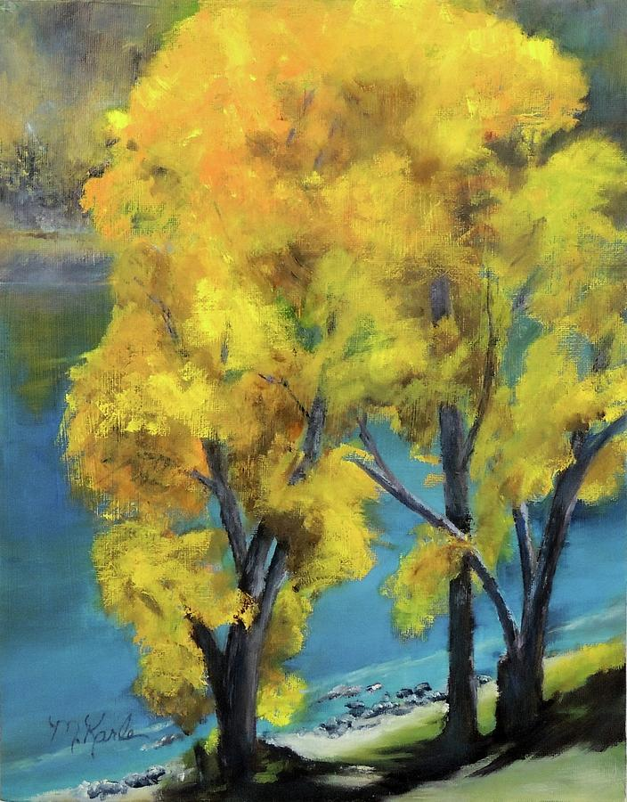 Fall at Mallard's Rest by Marsha Karle