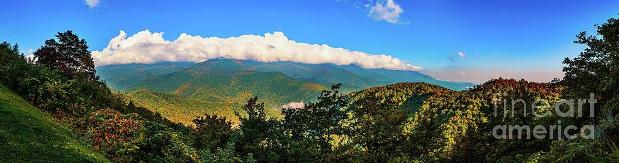 Fall Begins Panorama by Dan Carmichael