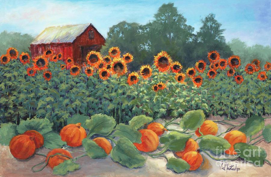 Fall Fling by Vic Mastis