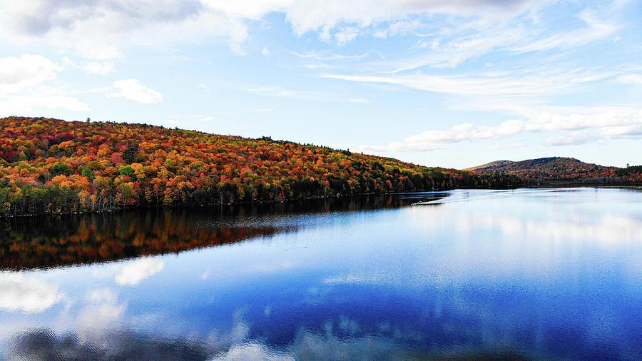 Fall Photograph by Matthew Philbrick