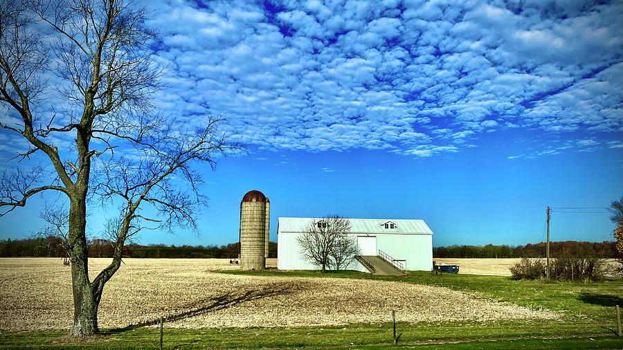 Fall On The Farm Photograph