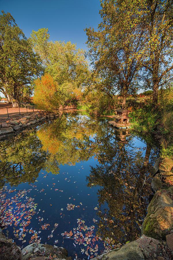 Fall Photograph - Fall Reflections by Jonathan Hansen