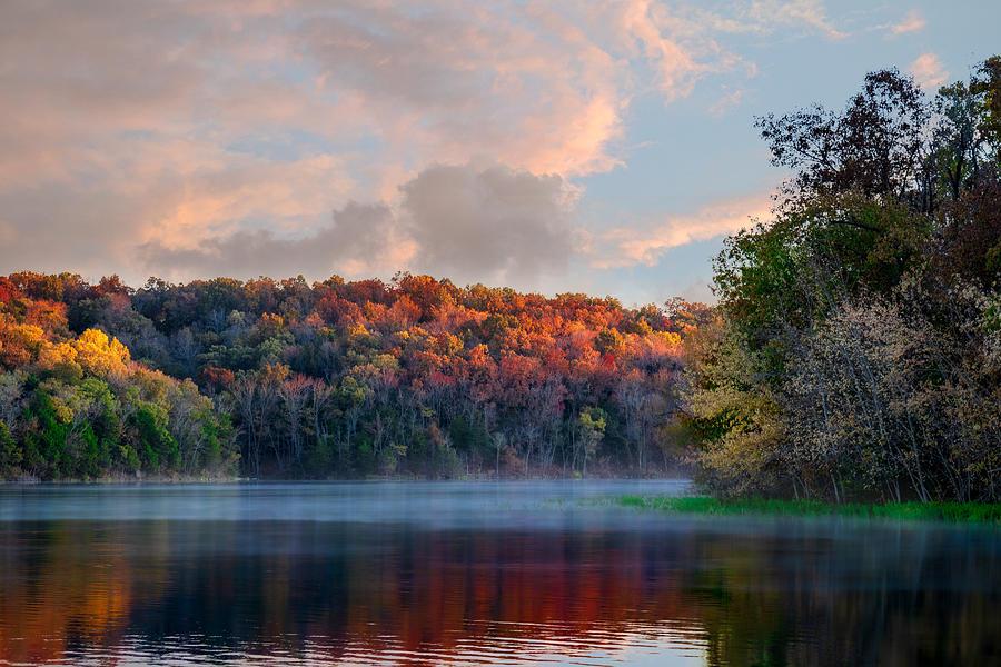 Fall Sunrise by Allin Sorenson