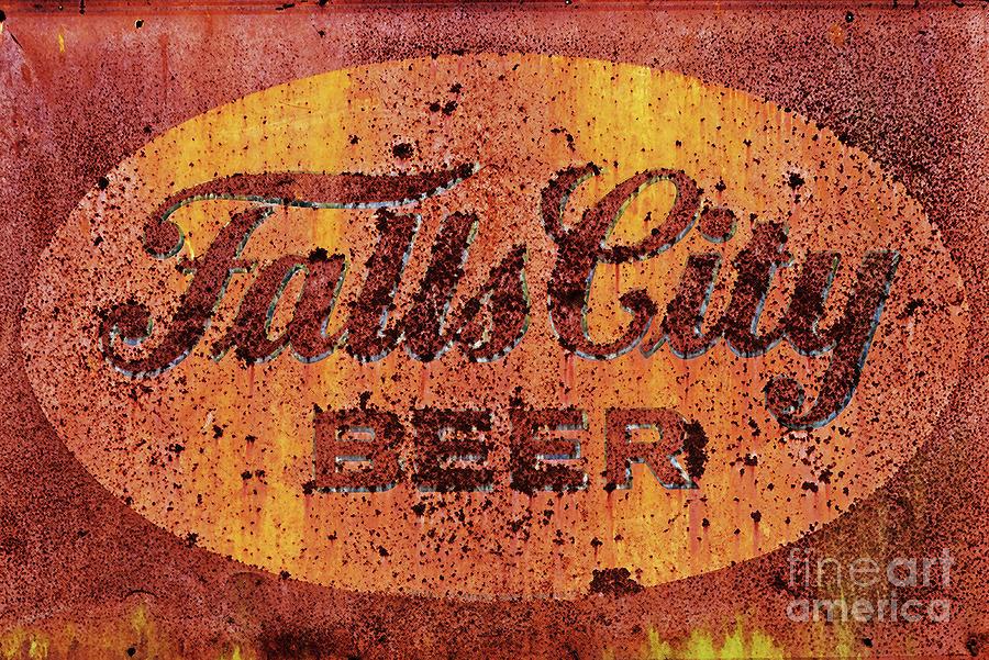 Falls City Beer Photograph