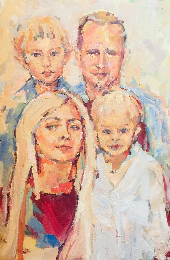 Familia  by Nelya Pinchuk