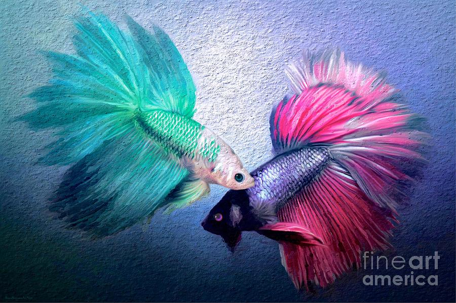 Fancy Fish  by Breena Briggeman