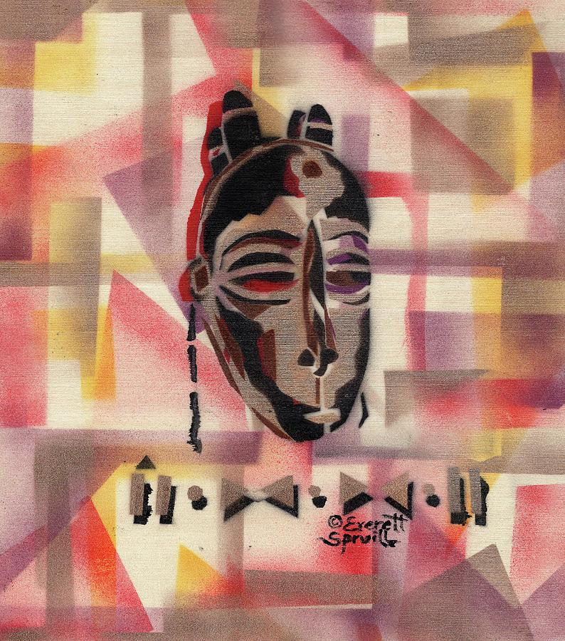 Fang Mask by Everett Spruill