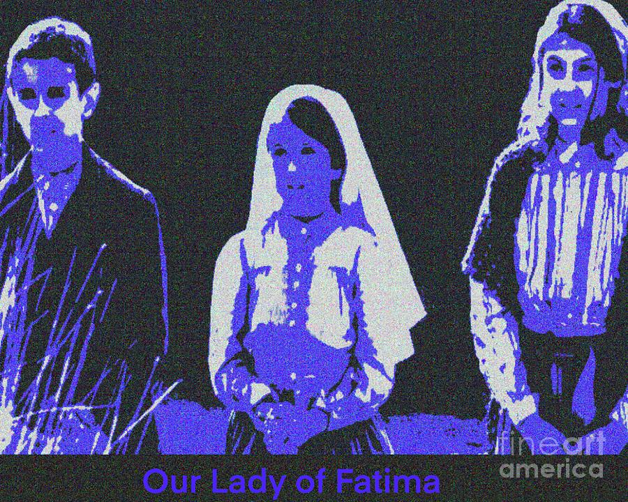 Fatima Painting - Fatima movie 2020 by Jack Bunds