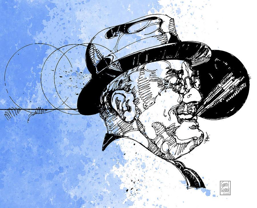 FDR in His Prime by Garth Glazier