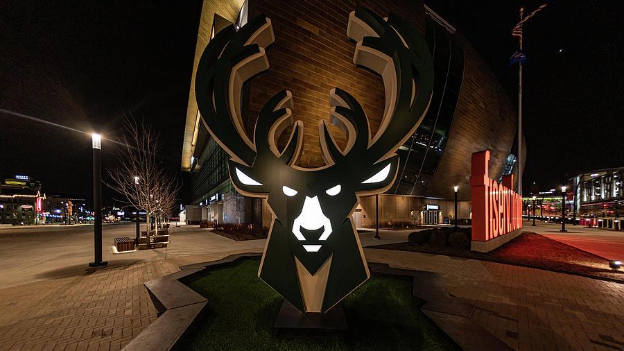 Fear The Deer Photograph