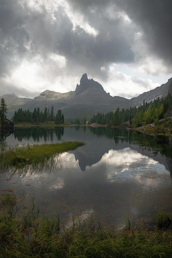 Federa lake  by Yuri San