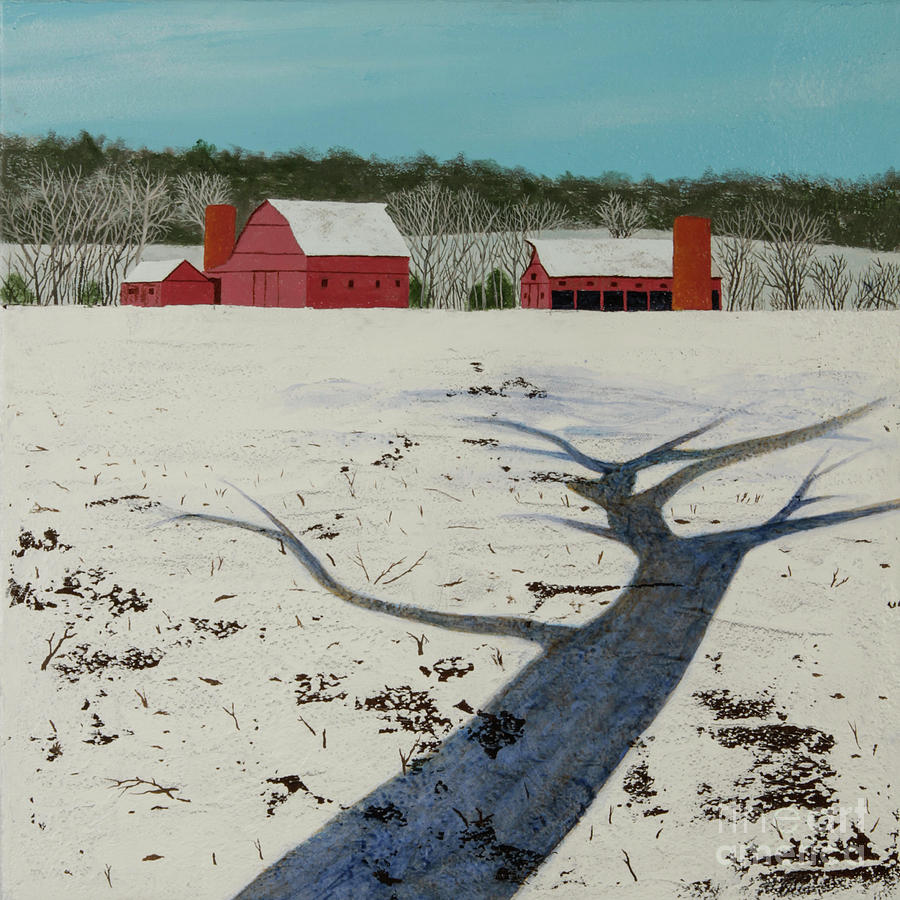 Femme Osage Valley Farm by Garry McMichael