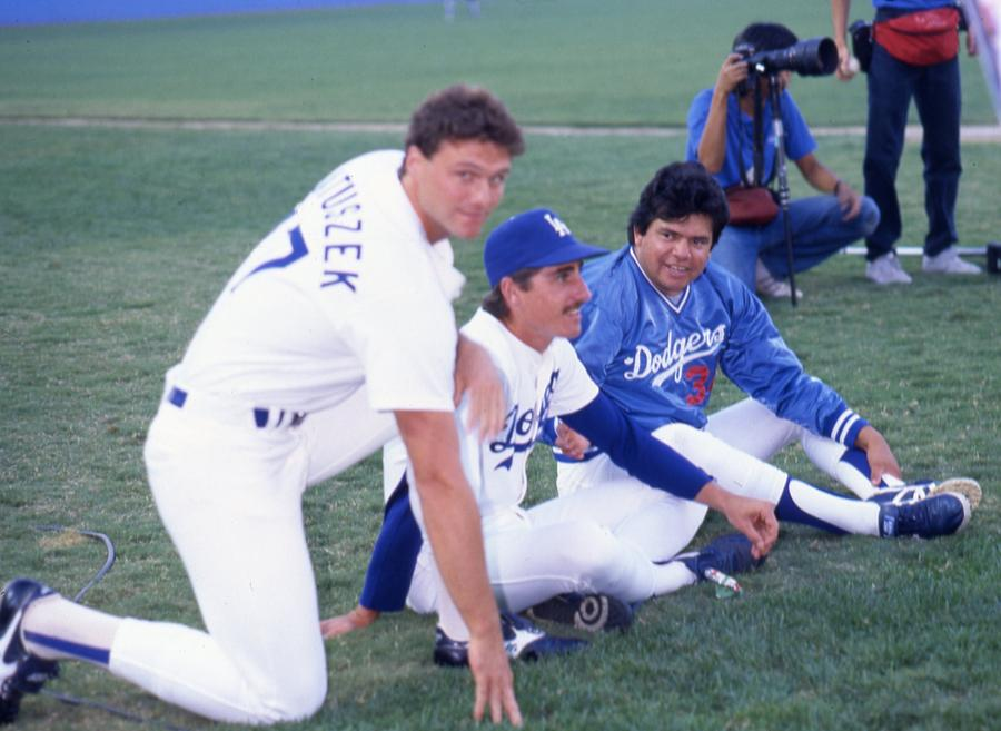 Fernando Valenzuela Photograph by Donaldson Collection