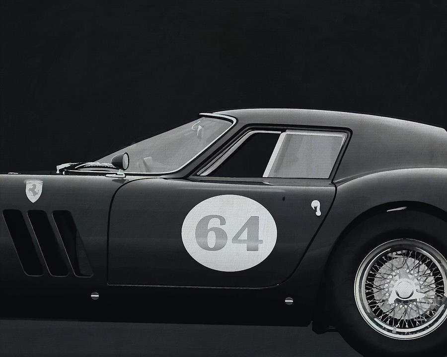 Ferrari 250GO 1964 by Jan Keteleer