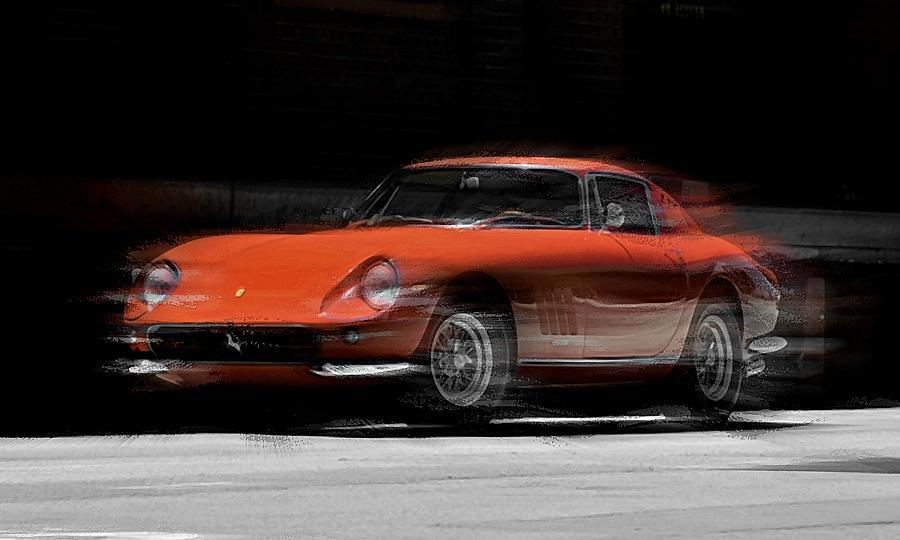 Ferrari 275 GTB by David Manlove