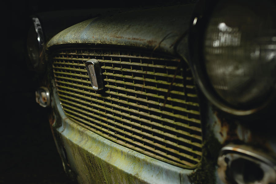 Fiat Photograph - Fiat by 8th Mile Photography