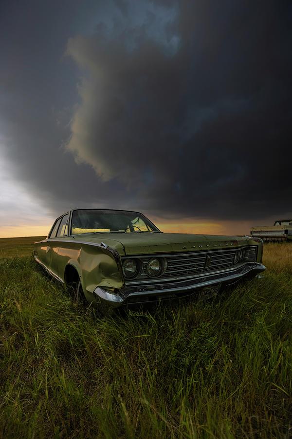 Severe Weather Photograph - Field of Dreams by Aaron J Groen
