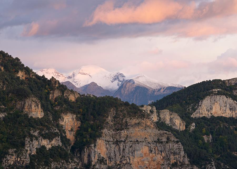 Final Light in the Puertolas Valley by Stephen Taylor