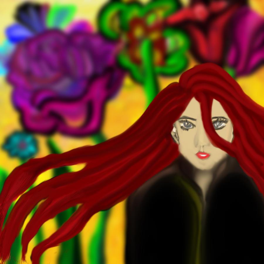 Fiona Digital Art