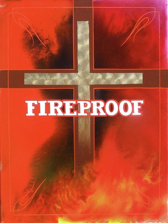 FIREPROOF by Alan Johnson