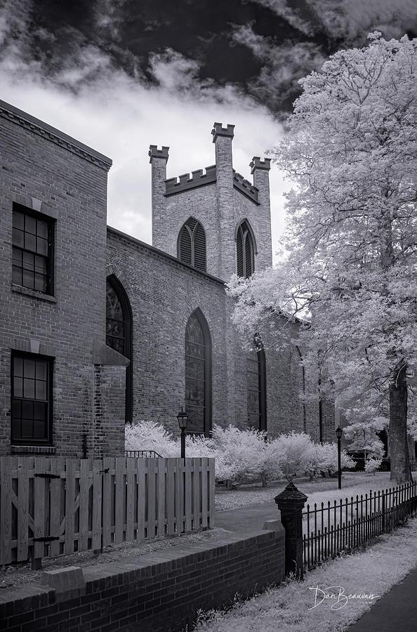 First Baptist Church 1528 Photograph