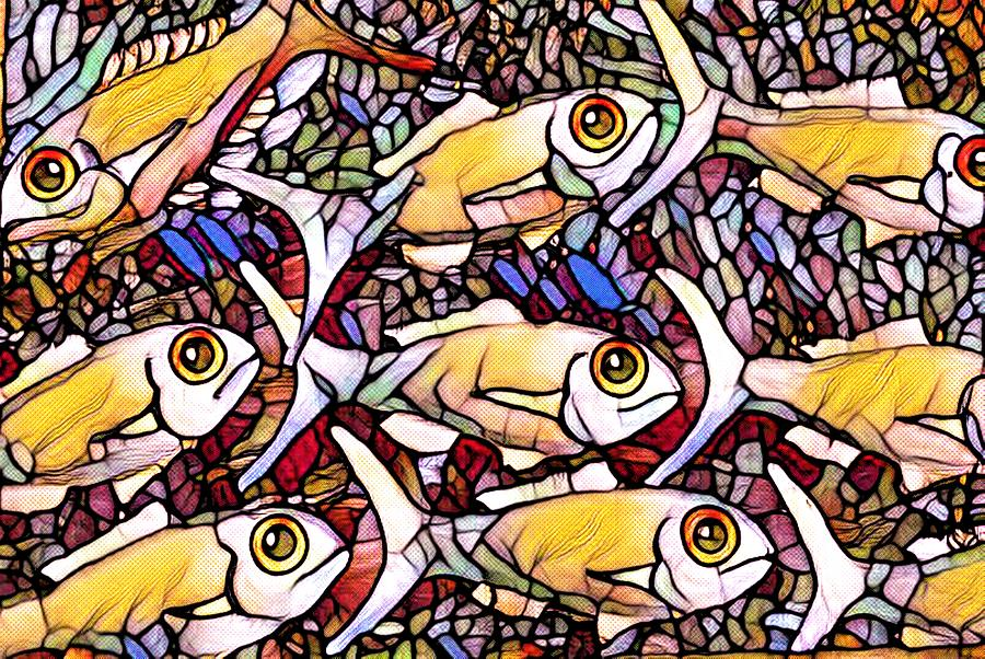 Fish There's Always One Rebel by Joan Stratton