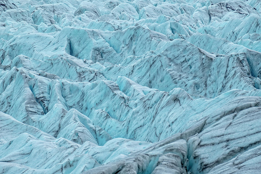 Fjallsjokull Glacier by Catherine Reading