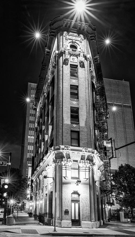 Flatiron Building Fort Worth Photograph