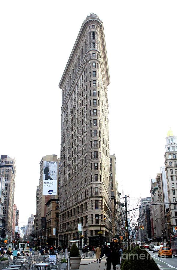 Flatiron Building - New York - Study II by Doc Braham