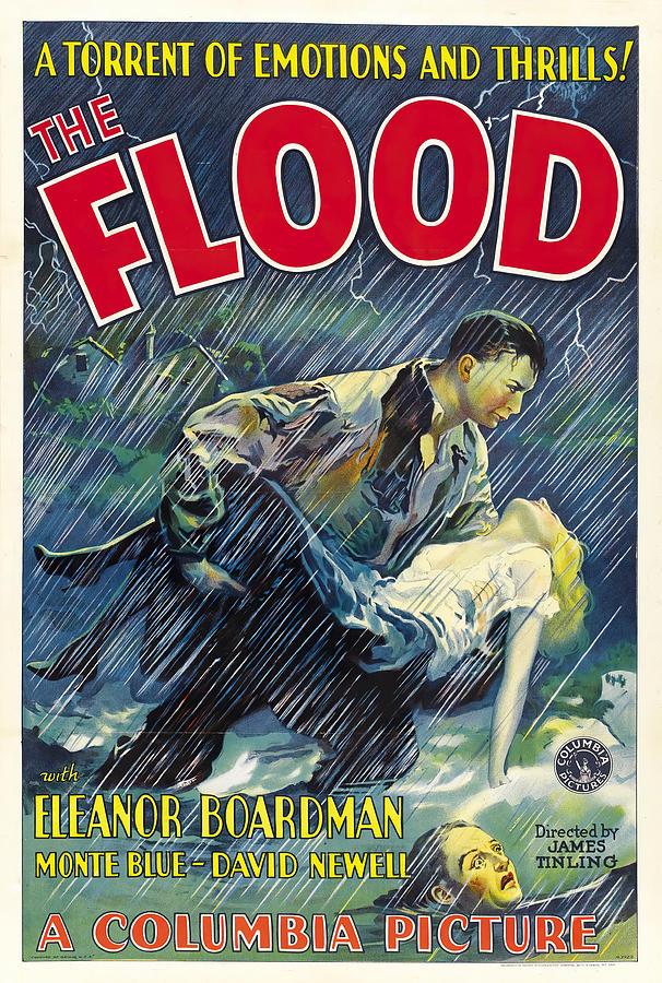 flood, With Eleanor Boardman, 1931 Mixed Media