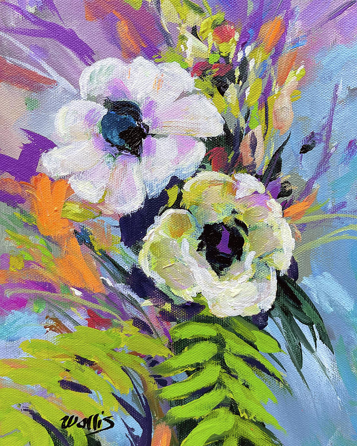 Floral #1 Painting