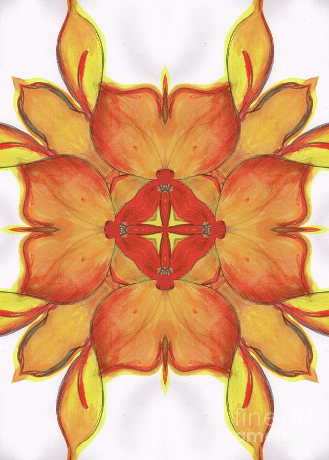 Floral Blush by Jolanta Anna Karolska