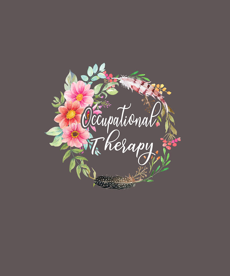 Small Flower Occupational Therapist