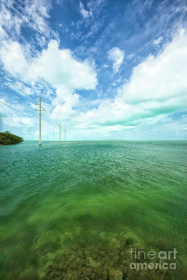 Florida Keys Photograph - Florida Keys II by Felix Lai
