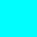 Fluorescent Turquoise Digital Art