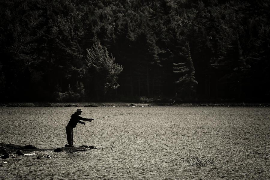 Fly Fishing by Kerri Cunningham