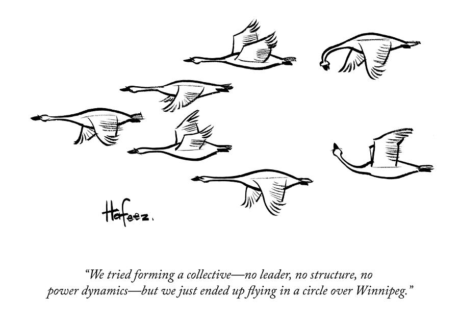 Flying In A Circle Over Winnipeg Drawing by Kaamran Hafeez
