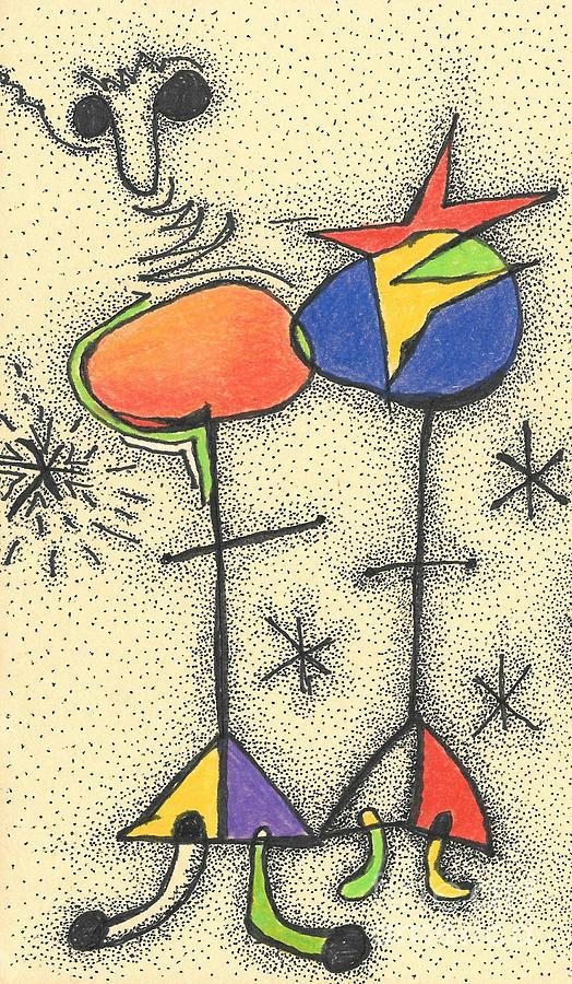 Folie A Deux Drawing