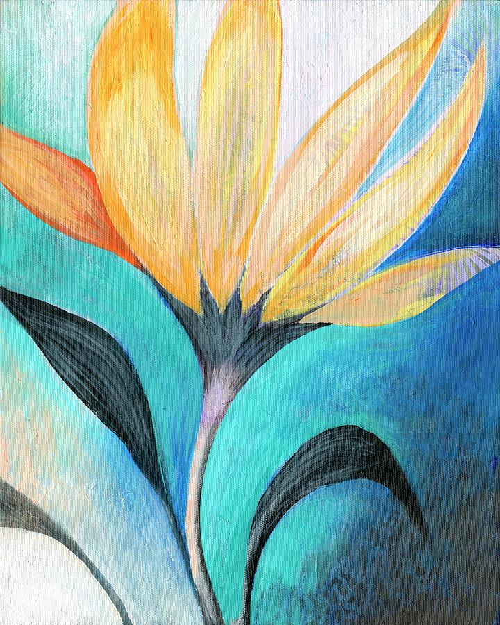 Follow The Light Painting