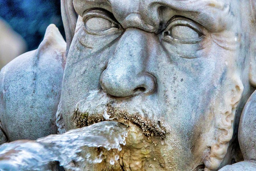 Fontana del Moro by Fabrizio Troiani