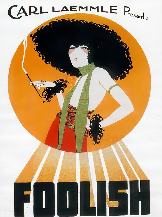 foolish Wives - 1921 Mixed Media