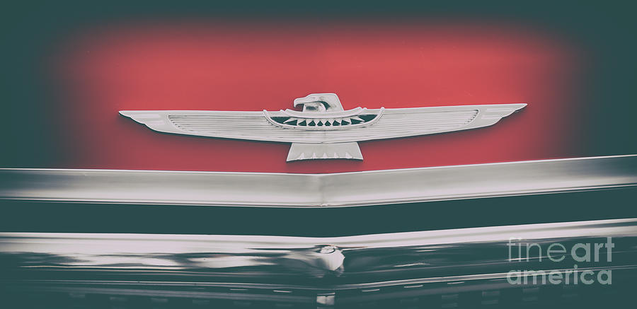 Ford Thunderbird - 1962 Photograph