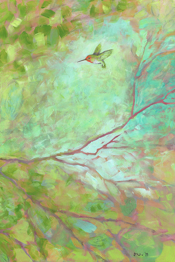 Forest Treasures IIi Painting