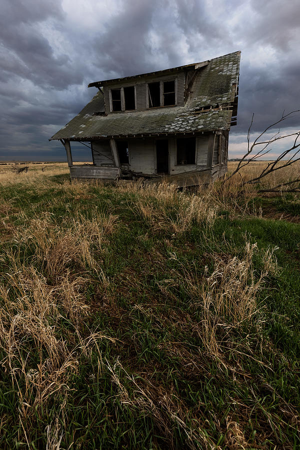 Abandoned Photograph - Forget Me Too by Aaron J Groen