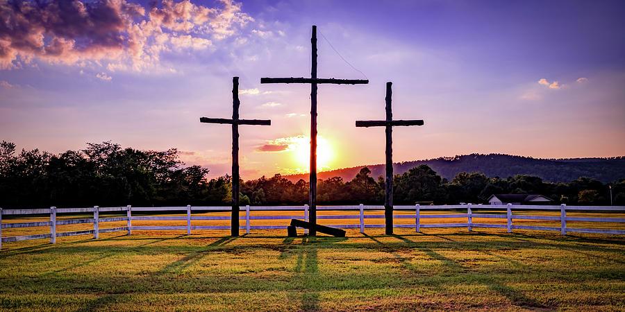 Forgiven Panorama Photograph